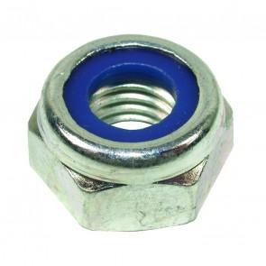 M10 Nylon Insert Nut